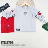Baju atasan anak uson oblong panjang NKS kode 1T1227DE