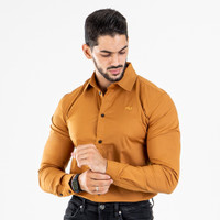 Ultra Lux Shirt - Mustard