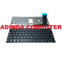 Keyboard ASUS E202 TP200 TP200S TP200SA TP201 TP201S TP201SA black