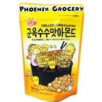 Murgerbon Grilled corn almond 210gr