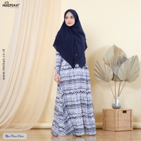 Gamis Mory Silver by Michan