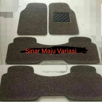 Karpet Mie/Bihun 3 Baris Mobil Datsun Go Cream