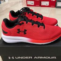 sepatu running under armour UA Charged Pursuit 2 Red 3022594-601