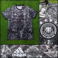 Jersey Kaos Baju Bola Jerman Training Prematch 2021 GO Jumbo XXL 2XL