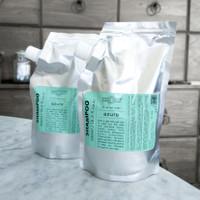 REFILL POUCH SHAMPOO 500ml - AZURE - Republic of Soap