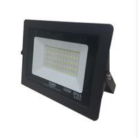 Lampu Sorot LED 50W LED Flood Light 50 W Tembak Outdoor 50 Watt