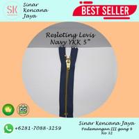 Resleting Jeans / Levis NAVY YKK - 5