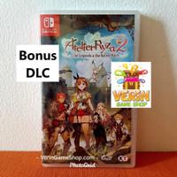 Switch Atelier Ryza 2 Lost Legends & The Secret Fairy