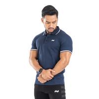 Ace Polo Shirt V.2 - Navy - S