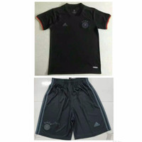 Setelan Jersey Baju Bola Jerman German Away 1 Satu Set Stel 2020 2021
