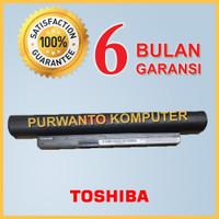 Original Baterai Batre Laptop TOSHIBA U300 U305 Equium A100 M600