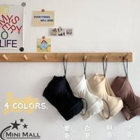 [Mini Mall] 099 Bra Push-up sexy one-peice segitiga bra berongga