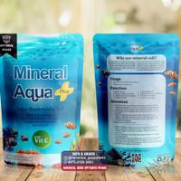 Aquarium/Akuarium/ Garam Laut/Ikan Mineral Aqua Plus Net 280 Gram