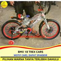 Sepeda Anak BMX 18 Trex Ban Jumbo Murah