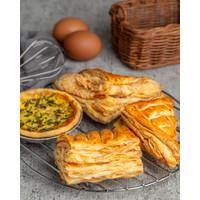 Aneka PASTRIES bebas pilih - MISOL Pastry Bakery