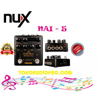 nux optima air nai5 nai-5 nai 5 efek gitar akustik simulator