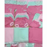 LITTLE Q Paket Melahirkan Baju Bayi Wanita