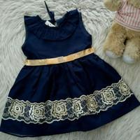 baju dress pesta pergi jalan anak bayi cewek perempuan murah