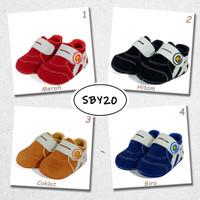 Sepatu Bayi New Born Baby Anak Laki SBY20