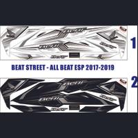 STRIPING THAILOOK HONDA ALL NEW BEAT ESP 2017-2019 VARIASI STIKER