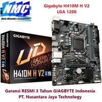 Gigabyte H410M-H V2 (LGA1200, H470, DDR4, USB3.2, SATA3)