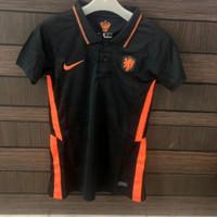 Jersey Kaos Baju Bola Belanda Away Ladies Cewek Cewe Wanita 2020 2021