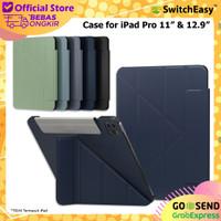 Case iPad Pro 11 12.9 Inch 2021 SwitchEasy Origami Multi Stand Casing