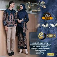 Termurah Batik couple sarimbit baju batik couple pasangan kebaya moder