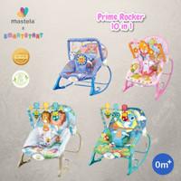 MASTELA Rocker Prime 10in1 Infant To Toddler / Bouncer/Kursi Ayun Bayi