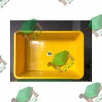 Kontainer Box Kandang Bak Kura Tortoise Torto House Sulcata Pardalis
