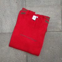 RED KNITWEAR By ARMANI EXCHANGE