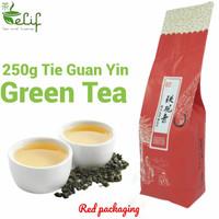 250g Tikuanyin Chinese Green Tea Anxi Tie Guan Yin Tea - Merah