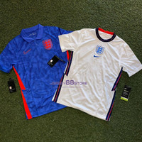 Jersey Baju Bola Grade Ori England / Inggris 2020/21