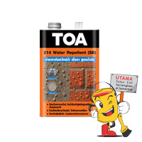 TOA 214 Water Repellent Stone Care Solvent Based for Exterior 3.78 L