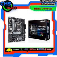 ASUS PRIME H510M-A (LGA1200, H510, DDR4, USB3.2, SATA3)