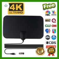 Antena TV Digital DVB-T2 4k High Gain 25-Db Tfl D139 Original Taffware