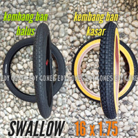 ban luar swallow 16x1.75 ban luar delitire 16x1.75 ban luar sepeda 16