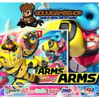 PALING MURAH !! Nintendo Switch Arms (English Language)