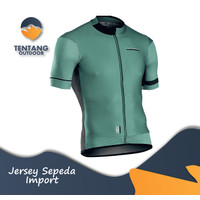 Jersey Sepeda Import NORTHWAVE NW T068 XC Roadbike Kaos Sepeda Gowes - S