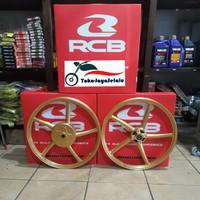 Velg Racing RCB Mio Ring 17 120-140 SP522 Gold ORIGINAL