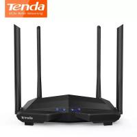 Tenda AC6 AC1200 Smart Dual Band Wifi Wireless Router 4 x 5dbi