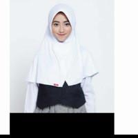 zoya kerudung sekolah bergo cerdas MAXI muslim jilbab wanita perempuan