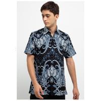 Hassenda - Semata Wayang Bamana Kemeja Batik Pria