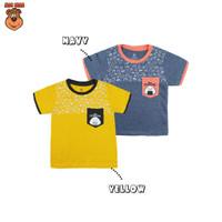 MacBear Baju Anak Laki-laki Kaos Japan Collection Onigiri Food