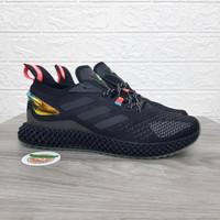 Sepatu Adidas X9000 4d Core Black Signal Pink Premium Quality