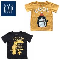 Kaos atasan baju anak cowok 18m baby GAP premium branded