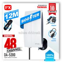 ANTENA TV Digital Set Top Box Indoor/outdoor PX DA-5200 - ORIGINAL
