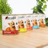 Pet Choice Makanan Kucing Kaleng Basah
