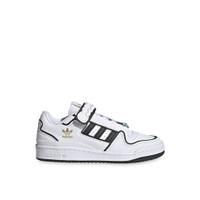 Sepatu Adidas Forum Plus Dance Women White Black Pink Original