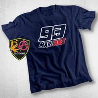Tshirt marquez kaos moto gp baju balap RA_CLOTHING